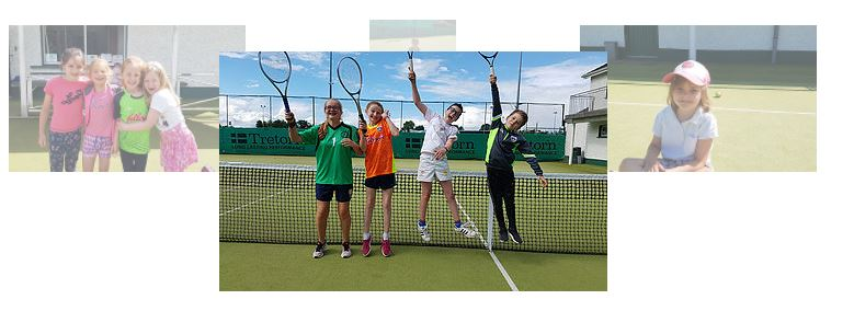 Summer Tennis & Sports Camp