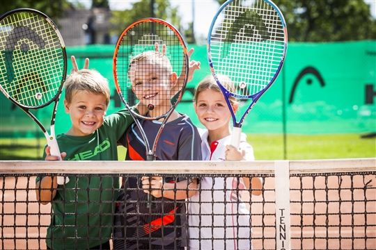 Tennis coaching for Kids