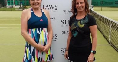 Open Week sponsored by Shaws a Huge Success