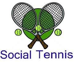Social Tennis for over 50s